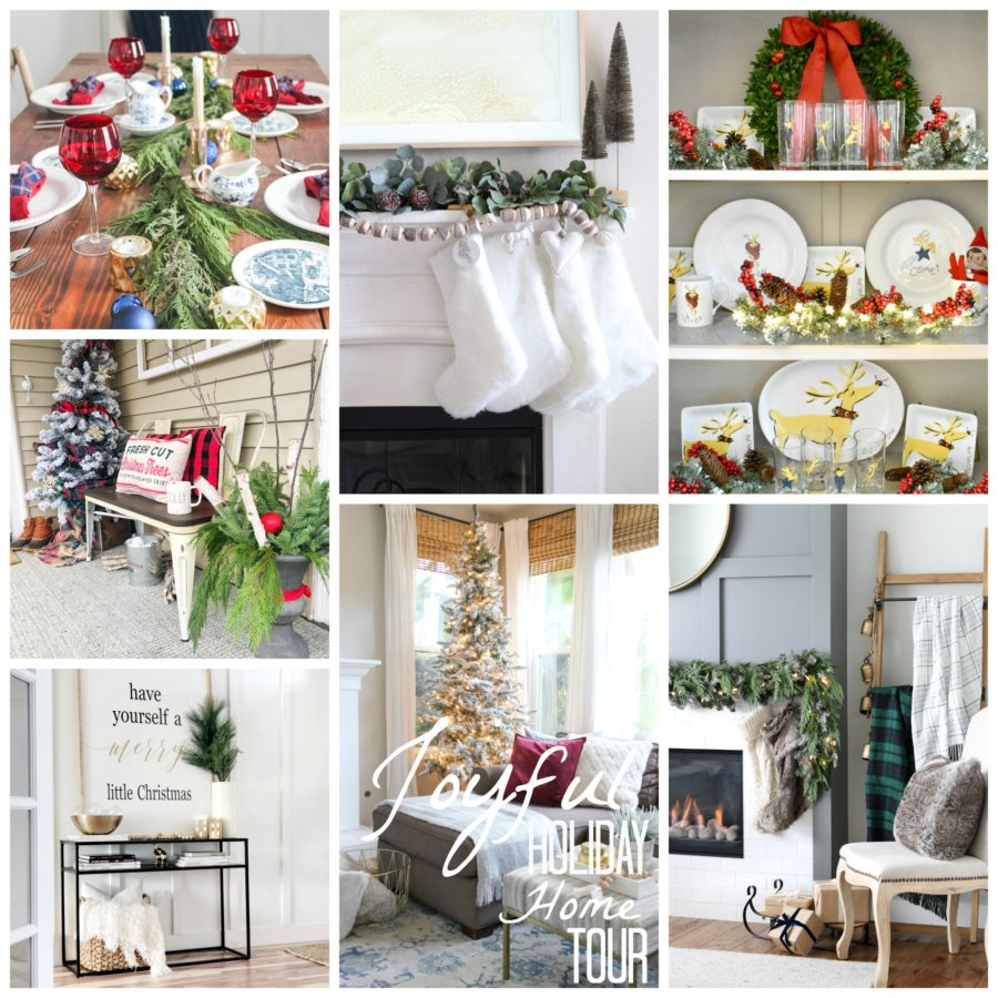 Tour of Homes for Christmas